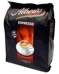Alberto Espresso 36 Kaffeepads