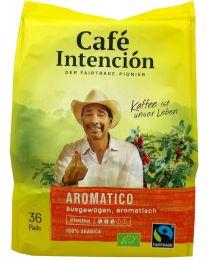 Café Intención ecológico 36 Kaffeepads