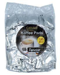 Cafeclub Supercreme Megabeutel Espresso Kaffeepads