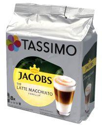 Tassimo Latte macchiato vanilla