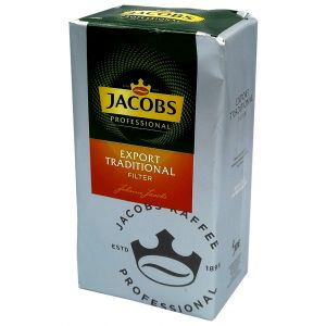 Jacobs professional export traditional filterkoffie